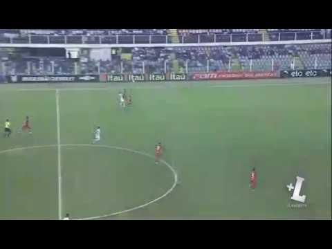 Santos 0x1 Internacional-Melhores Momentos Campeonato Brasileiro 29/05/2016