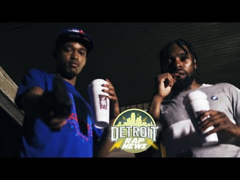 "Johnny Capo X Vito Bills ""Chris Paul"" DetroitRapNews Exclusive (Official Video)"