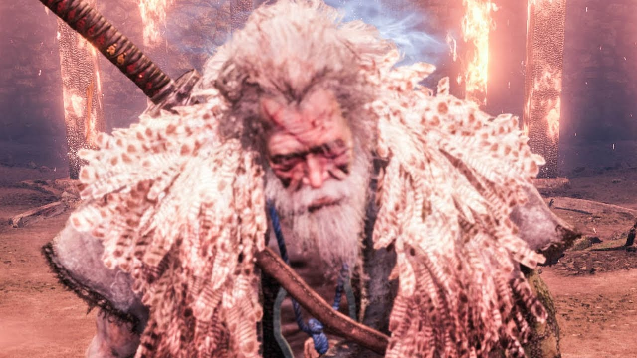 """Download Sekiro """"Sword Only"""" - Father Owl NG+7 (Charmless / No Damage)"""
