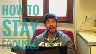 How to stay focused | How to focus on your circus practice | Panda Circus