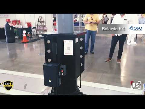 EXPO Todo en Seguridad   Bolardos K4 O&O   RSeguridad