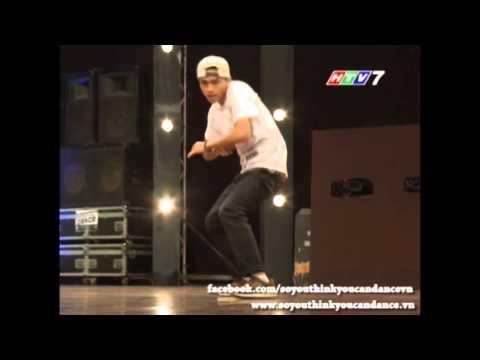 [SYTYCD2] Thử Thách Cùng Bước Nhảy - Bán Kết 1 - Nguyễn Ngọc Thịnh