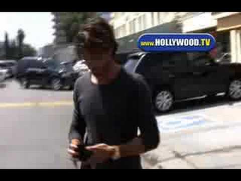 David Charvet Spotted Having Lunch In LA