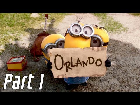 Animated Atrocities #151 - Minions 2015 (Part 1)