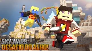 Minecraft: DESAFIO DO ALHO - SKY WARS ‹ AM3NIC ›