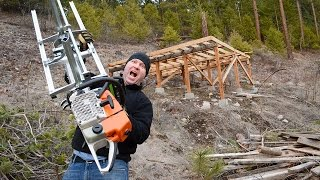 How to Assemble a Granberg Alaskan Chainsaw Mill MKIII