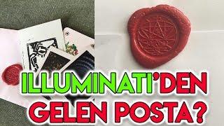 Evime Illuminati'den Gelen Posta Vakası