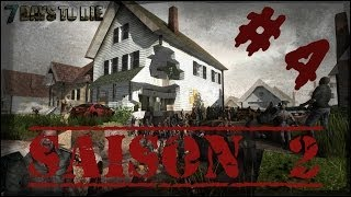 7 Days to Die Let's play [FR] saison 2 ep-4 - enfoiré de lapin !