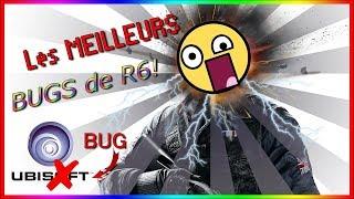 Les MEILLEURS BUGS de R6