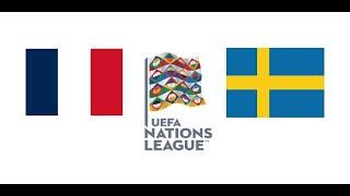 Франция Швеция смотреть онлайн прямой эфир футбол Лига Наций 17 ноября 2020 прямая трансляция