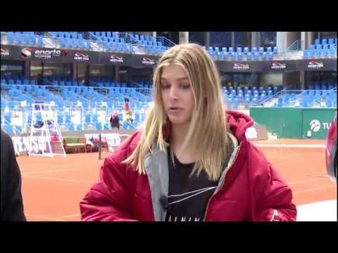 Genie Bouchard (TEB BNP Paribas İstanbul Cup 2017)