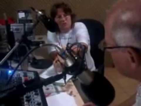 Declaração da Professora Marcia Deziró na Radio Rio Bom FM
