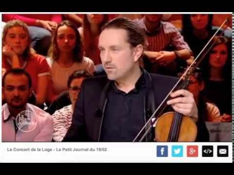 Le Concert de la Loge au Petit Journal