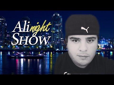 #AliNightShow con GorilaNerd - Episodio 2