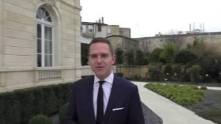 Gardin presents the luxury hotel La Grande Maison de Bernard Magrez