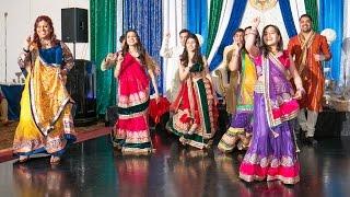 Indian Engagement Dance Toronto