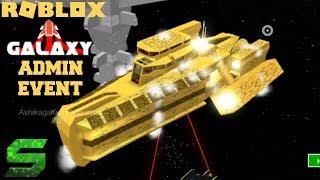 Roblox:Galaxy:Hosting An Admin Event!