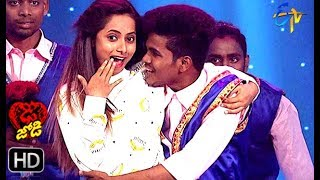 Kanha and Keshavi Performance | Dhee Jodi | 10th July 2019 | ETV Telugu