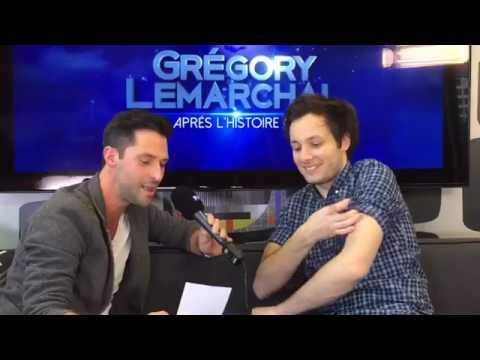 Interview Vianney pour le prime Gregory Lemarchal Le combat Continue
