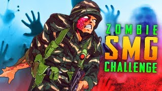 SMG Zombies Challenge (Call of Duty Custom Zombies)