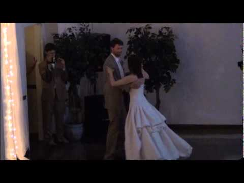 Volus & Caryn's Wedding Dance - Ray LaMontagne Let it be me