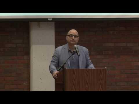 Clayborne Carson - Providence College Humanities Foum