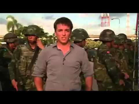 รัฐประหาร BBC News Thai military seizes power in coup