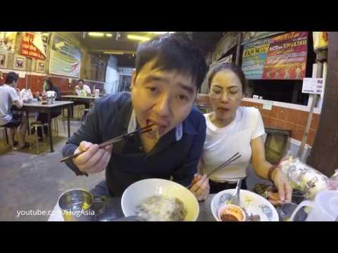 Beef Noodle Pitsanulok Thailand
