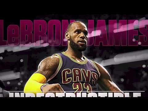 The Abominable Lebron James king of the rings flop video story - game 3 playoff vs warriors