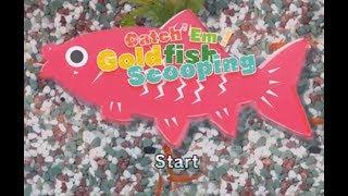 Catch 'Em! Goldfish Scooping (Nintendo Switch) Play Mode - Score Challenge!