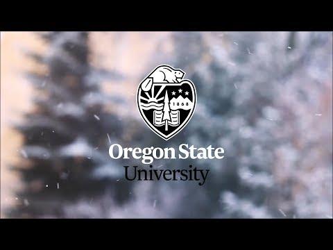 Oregon State University - Happy Holidays 2017