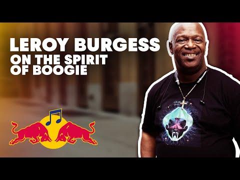 Leroy Burgess (Rome 2004) | Red Bull Music Academy