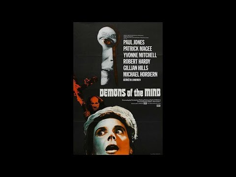 Demons of the Mind  Movie  1972