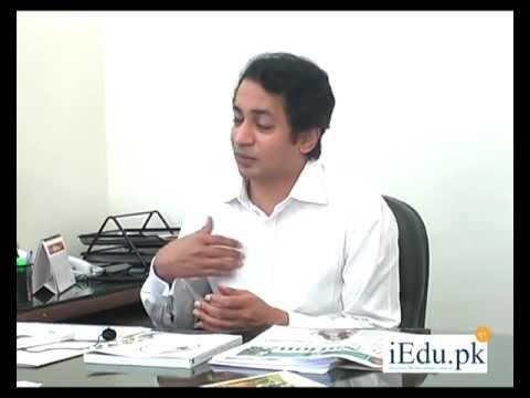 Success Story of Zaeem Yaqoob khan, Dir. Student Affairs & External Relations