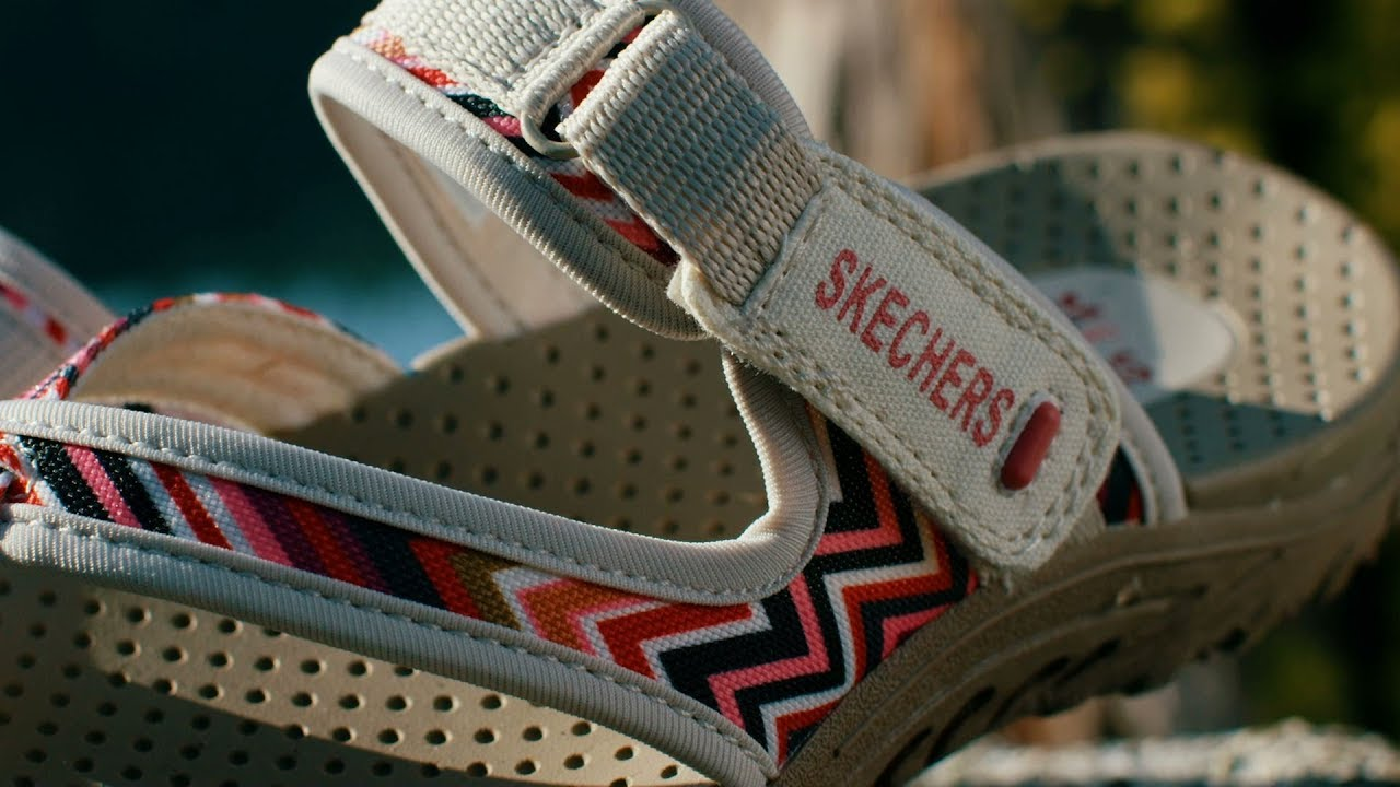 "405373f72d5d Skechers Sandals ""Outdoor Lifestyle"" commercial - YouTube"