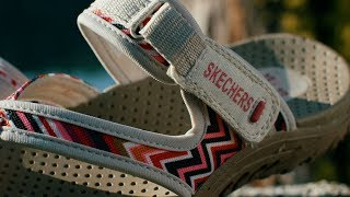 "Skechers Sandals ""Outdoor Lifestyle"" commercial"