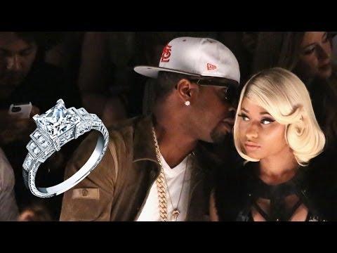 Nicki Minaj Talks Wedding Plans—Is She Engaged?!