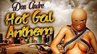 Don Andre - Hot Gal Anthem (Raw) May 2015