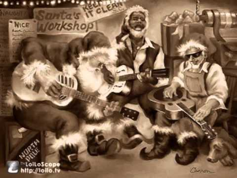 Lil' Ed And The Blues Imperials - I'm Your Santa (Lyrics)