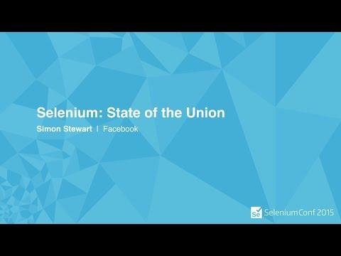 Selenium: State of the Union
