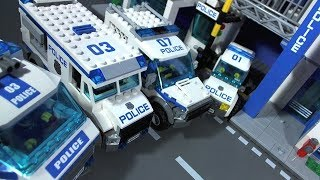 Download LEGO Police Stations Movie. Mp3 and Videos