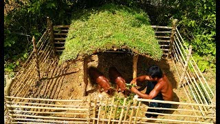 Help Wild Pig In Mud  - Save Wild Pig In The Fish Pond -Building  Wild Pig House
