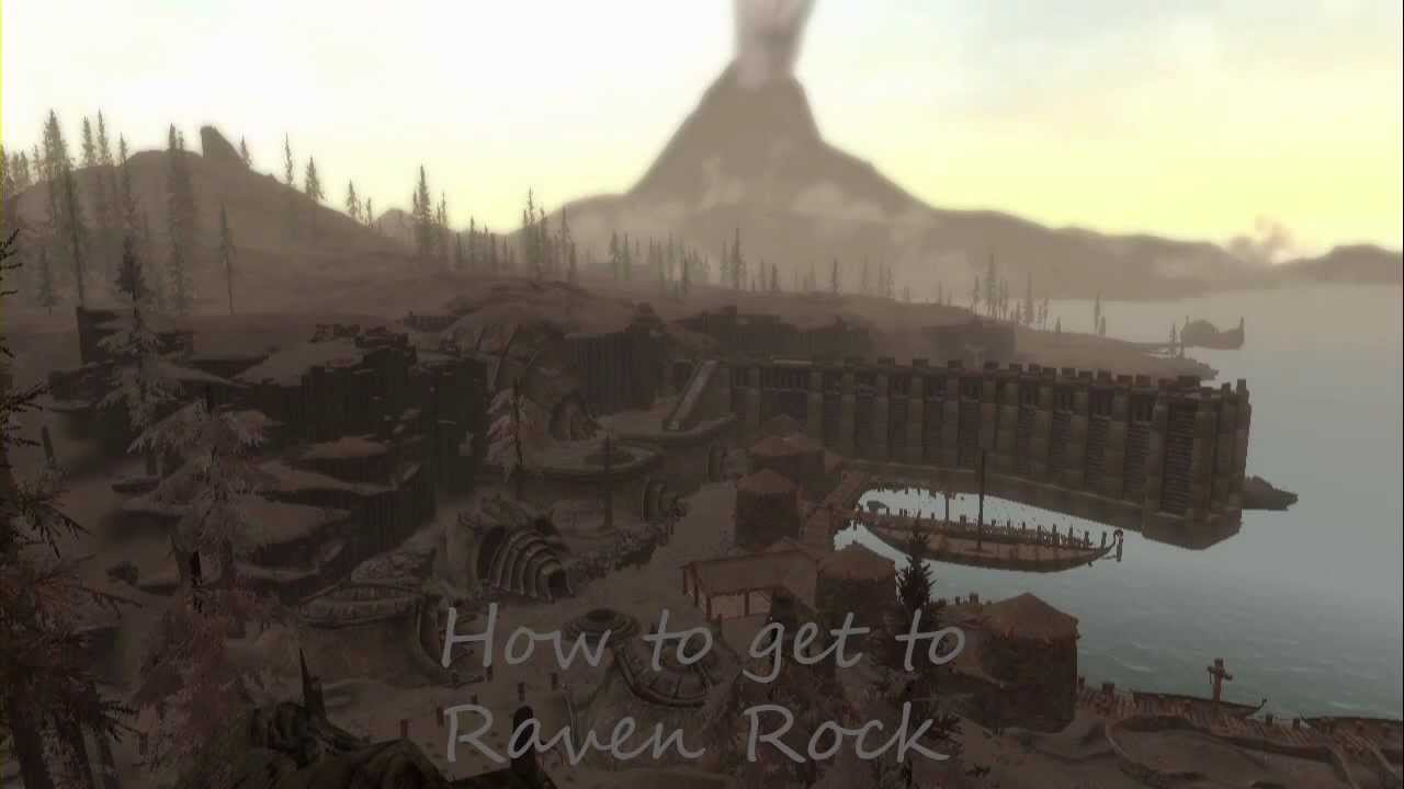 How to find Dragon Rock in Skyrim