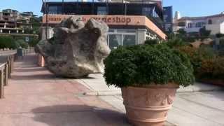 Italie #Sardaigne #Porto-Cervo port de la Jet Set mondiale
