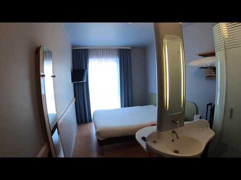 Hotel Review: Ibis Budget, Bamberg, Bavaria, Germany - March 2019