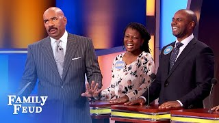 Stan is an electrical engineer... or is he?! | Family Feud
