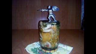 как посолить грибы  вкусно Белянки Засолка mushrooms salting консервирование