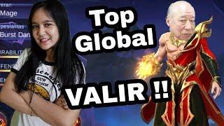 PUNYA PACAR TOP GLOBAL VALIR !!? LANGSUNG KU PUTUSIN !!! - Mobile Legend Indonesia