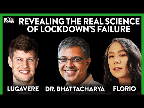 Latest Science on COVID: Dr. Jay Bhattacharya, Max Lugavere, Gina Florio | ROUNDTABLE | Rubin Report