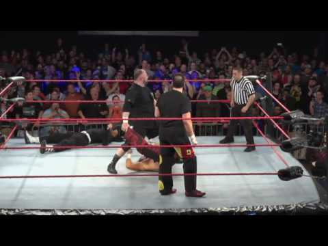 The Hardys vs Dreamer and Bully Ray- House of Hardcore 25